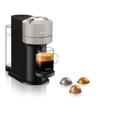 Krups Nespresso Vertuo Next Γκρί XN910BS
