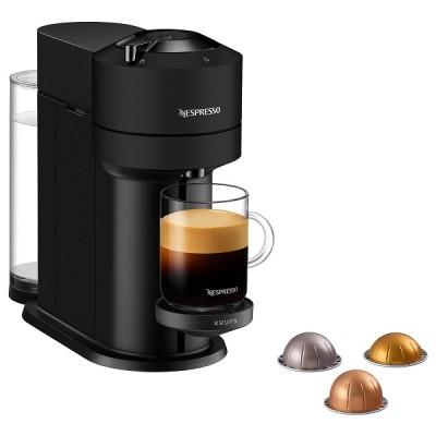 Krups Nespresso Vertuo Next Ματ Μαύρη XN910NS