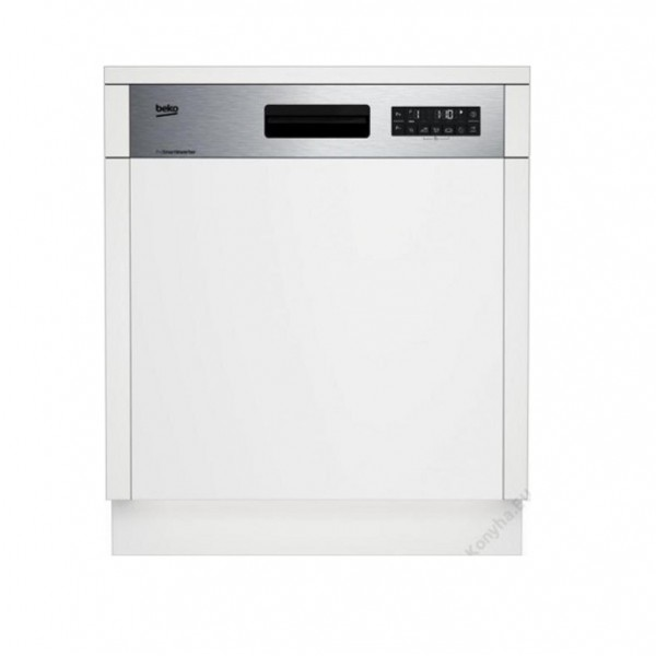 Beko DSN26420XN ΗμιΕντοιχιζόμενο πλυντήριο πιάτων 60 cm