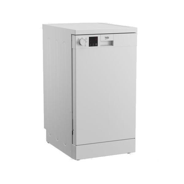 Beko DVS05024W Eλεύθερο πλυντήριο πιάτων 45 cm