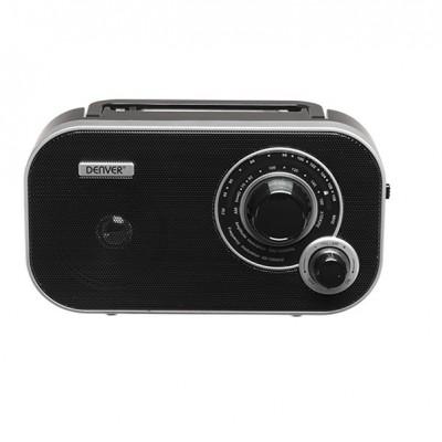 Denver TR-54 Black Φορητό Ραδιόφωνο