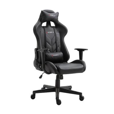 VRS 500-054 Πολυθρόνα Γραφείου Racer Μαύρο