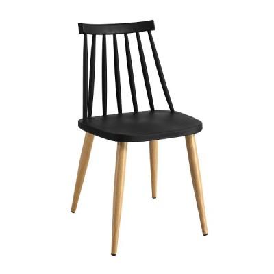 VRS Καρέκλα Eri Μαύρο 900-201