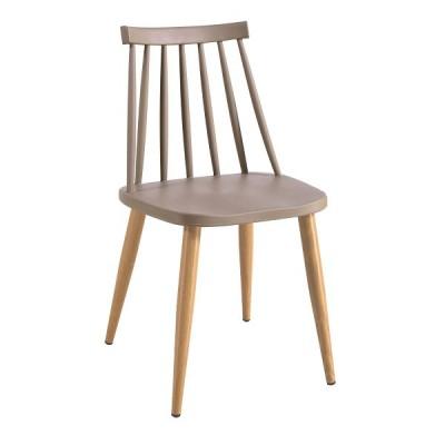 VRS Καρέκλα Eri Μόκα 900-203