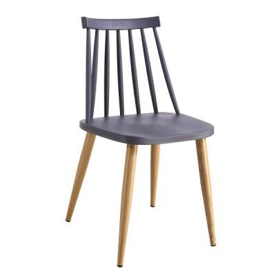 VRS Καρέκλα Eri Γκρί 900-204